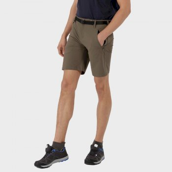 Men's Xert Stretch II Shorts Roasted