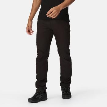 Męskie spodnie Highton czarne
