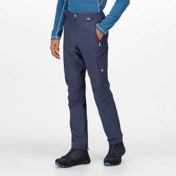 Men's Highton Multi Pocket Walking Pants Dark Denim