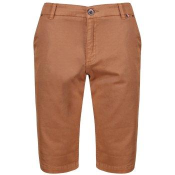 Men's Salvador II Shorts Dark Camel