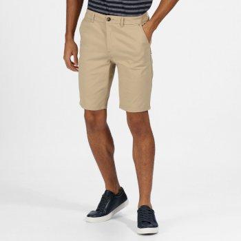 Men's Salvator Casual Chino Shorts Oat