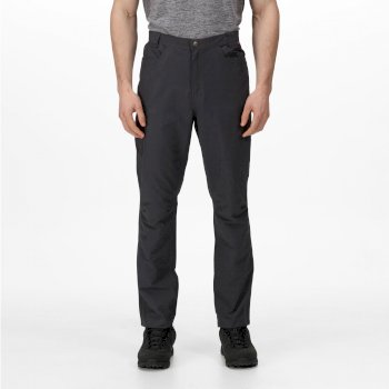 Men's Delgado Lightweight Trousers Seal Grey