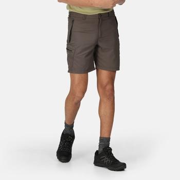 Men's Leesville II Multi Pocket Walking Shorts Hawthorn