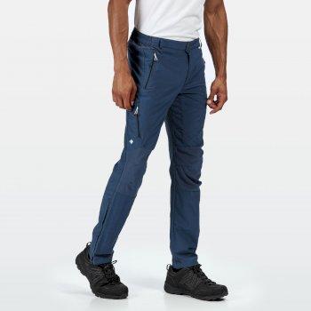 Men's Sungari II Walking Trousers Dark Denim