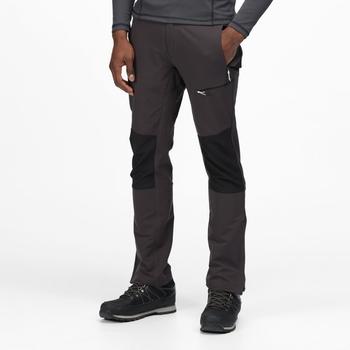 Men's Questra III Walking Trousers Ash Black