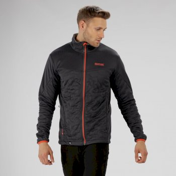Hulin Lightweight Softshell Jacket Seal Grey