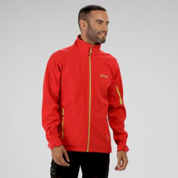 Nielson IV Lightweight Softshell Jacket Pepper