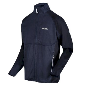 Men's Foley II Hybrid Softshell Walking Jacket Nightfall Navy