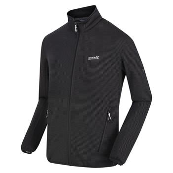 Men's Highton Lite Full Zip Softshell Walking Jacket Ash