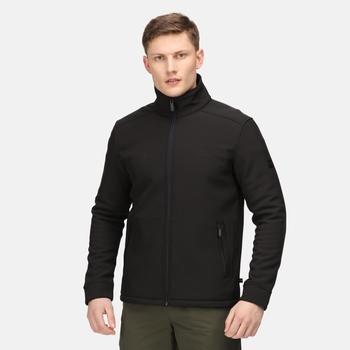 Men's Caelum Softshell Jacket Black