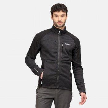 Men's Farson Softshell Jacket Ash Black