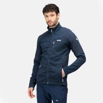 Men's Farson Softshell Jacket Moonlight Denim Navy