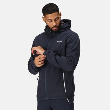 Men's Arec III Softshell Jacket Navy