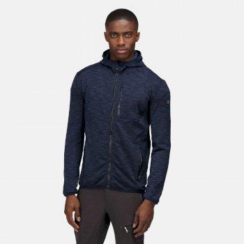 Men's Daneford Softshell Jacket Navy