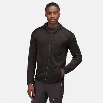 Men's Daneford Softshell Jacket Black