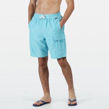 Men's Hotham III Swim Shorts Maui Blue