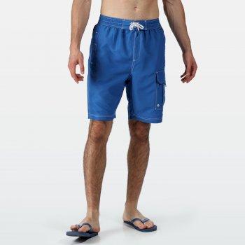 Men's Hotham III Swim Shorts Nautical Blue