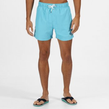 Men's Mawson II Swim Shorts Maui Blue