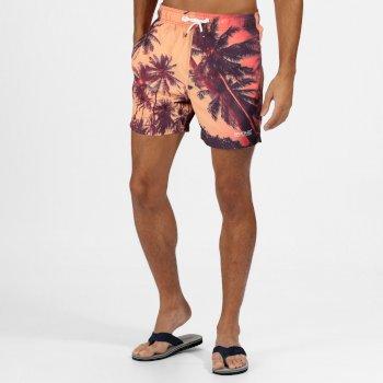 Men's Mawson II Swim Shorts Sunset Photographic Print