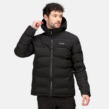 Men's Thermisto Insulated Jacket Black