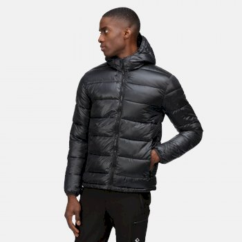 Men's Toploft Insulated Lightweight Jacket Black