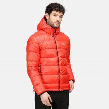 Men's Toploft Insulated Lightweight Jacket Cajun Orange