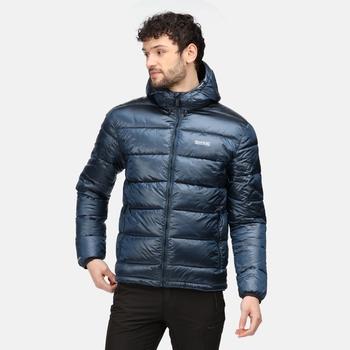 Men's Toploft Insulated Lightweight Jacket Moonlight Denim