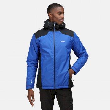 Men's Thornridge II Waterproof Insulated Jacket Surf Spray Black