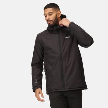 Men's Thornridge II Waterproof Insulated Jacket Black
