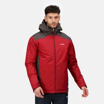 Men's Thornridge II Waterproof Insulated Jacket Delhi Red Ash