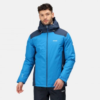 Men's Thornridge II Waterproof Insulated Walking Jacket Imperial Blue Nightfall Navy