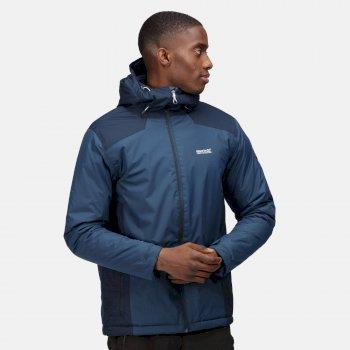 Men's Thornridge II Waterproof Insulated Jacket Moonlight Denim Navy