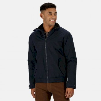 Men's Rayan Waterproof Insulated Jacket Navy
