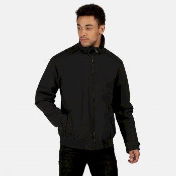 Men's Rayan Waterproof Insulated Jacket Black