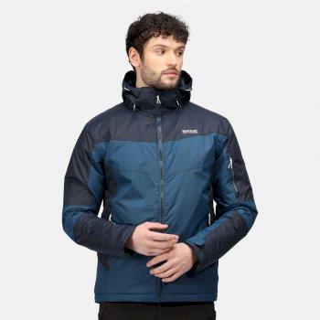Men's Fincham Waterproof Insulated Jacket Moonlight Denim Navy