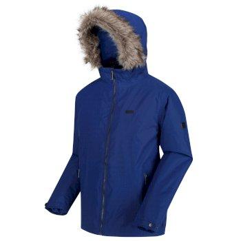 Men's Haig Waterproof Insulated Jacket Bright Royal