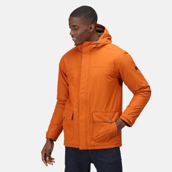 Men's Sterlings III Waterproof Insulated Jacket Burnt Umber