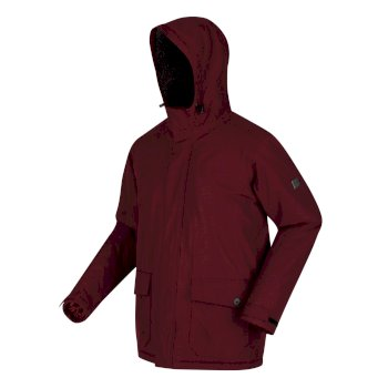 Men's Sterlings III Waterproof Insulated Jacket Spiced Mulberry