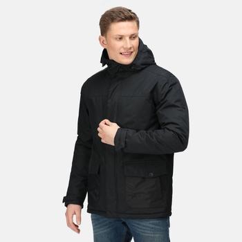 Men's Sterlings III Waterproof Insulated Jacket Black