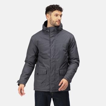Men's Sterlings III Waterproof Insulated Jacket Rhino Marl