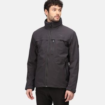 Men's Shrigley II 3-In-1 Waterproof Insulated Jacket Ash