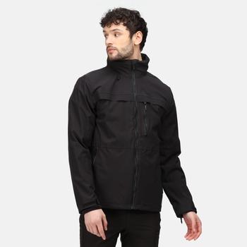 Men's Shrigley II 3-In-1 Waterproof Insulated Jacket Black