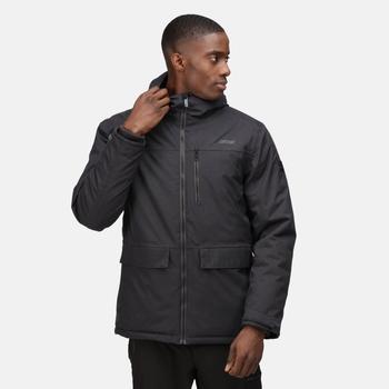 Men's Volter Shield III Waterproof Heated Jacket Ash