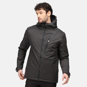 Men's Highside VI Waterproof Insulated Jacket Ash