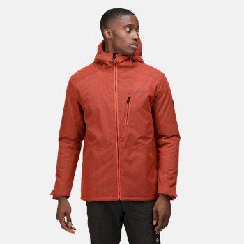 Men's Highside VI Waterproof Insulated Jacket Cajun Orange