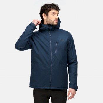 Men's Highside VI Waterproof Insulated Jacket Moonlight Denim