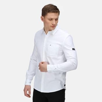 Męska koszula Darien biała