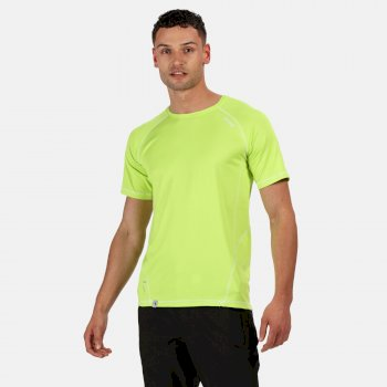 Men's Virda II Active T-Shirt Electric Lime