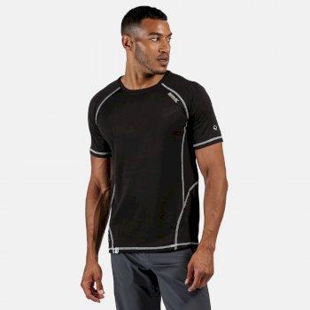 Men's Virda II Active T-Shirt Black