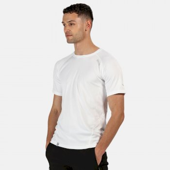 Men's Virda II Active T-Shirt White